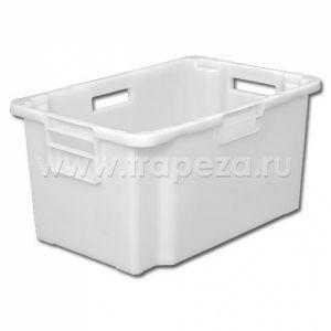 Ящик для готового попкорна