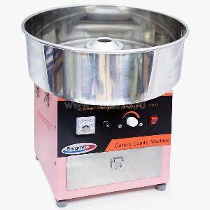 Аппарат сахарной ваты ENIGMA, Китай, 3 кг/час, алюминиевый ловитель, ТЭН